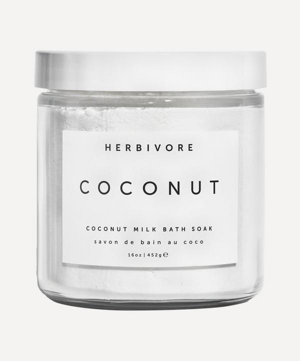 Herbivore - Coconut Milk Bath Soak 452g