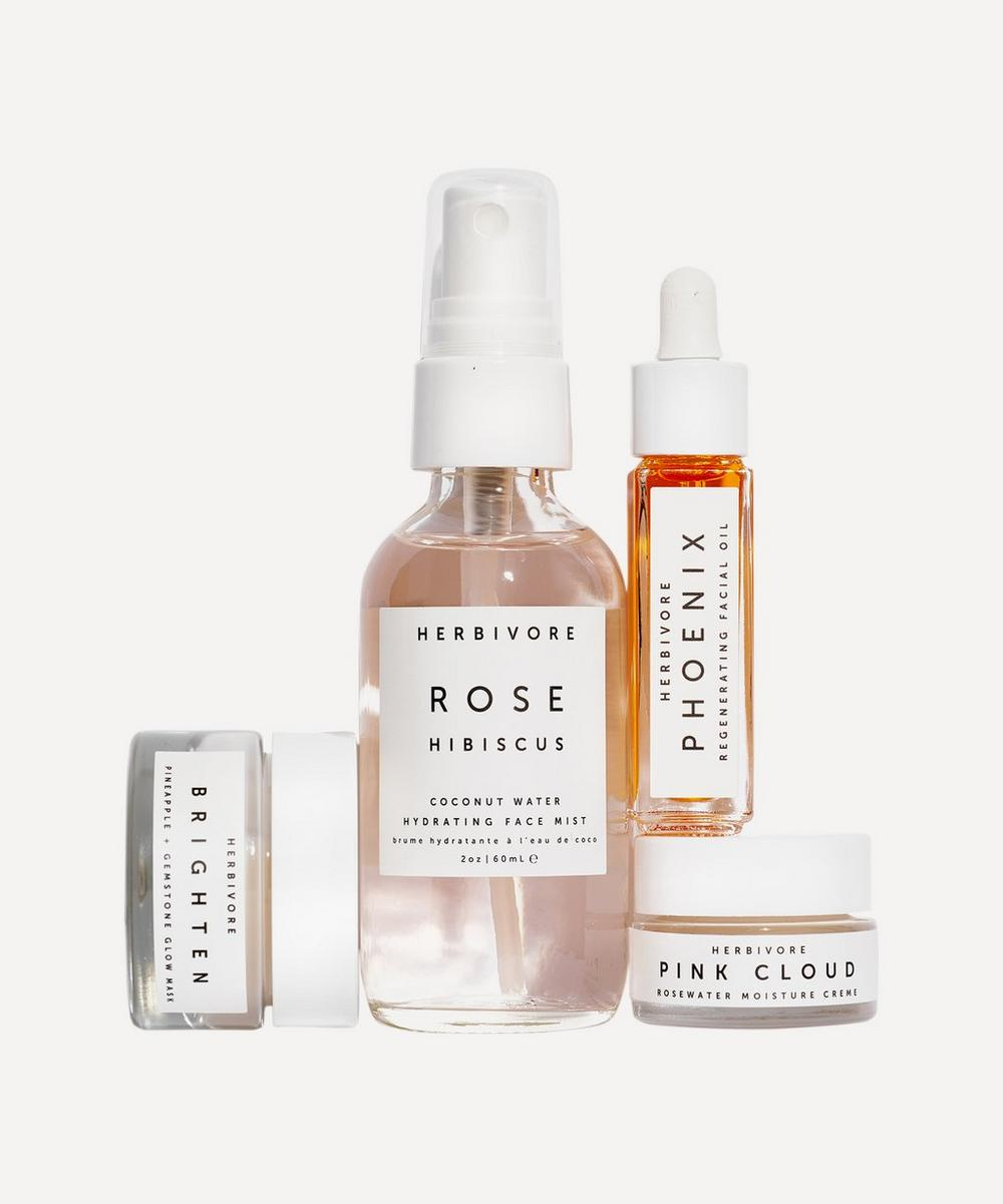 Hydrate and Glow Mini Natural Skincare Collection