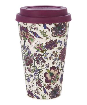 Christelle Print Bamboo Takeaway Coffee Cup