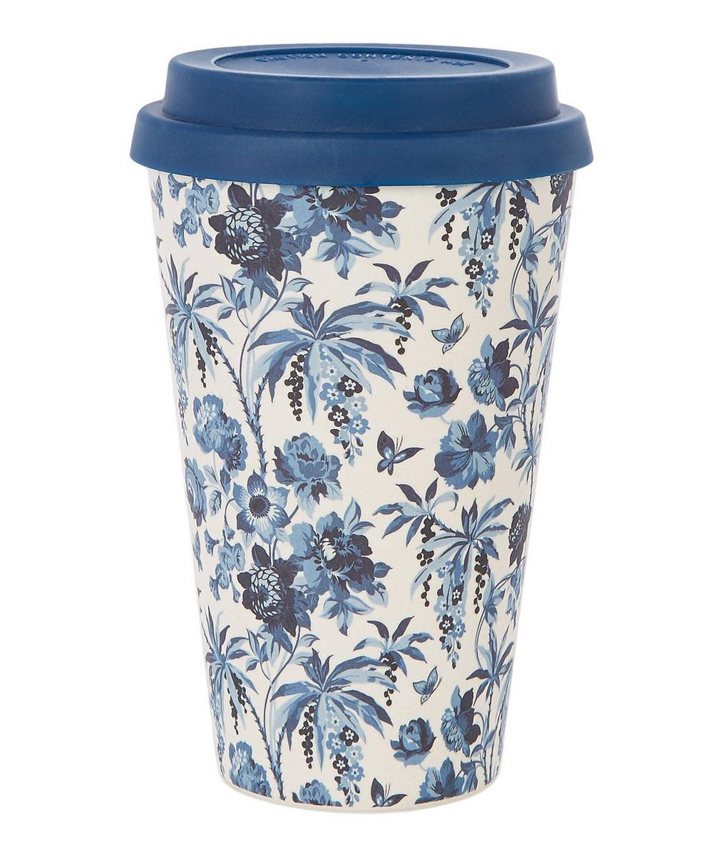 Layla Print Bamboo Takeaway Coffee Cup