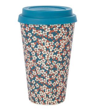 Ffion Print Bamboo Takeaway Coffee Cup