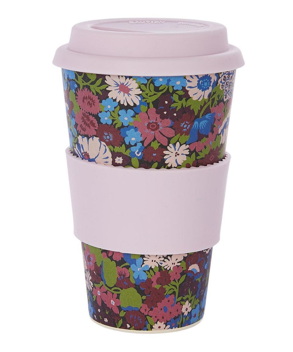 Thorpe Print Bamboo Takeaway Coffee Cup