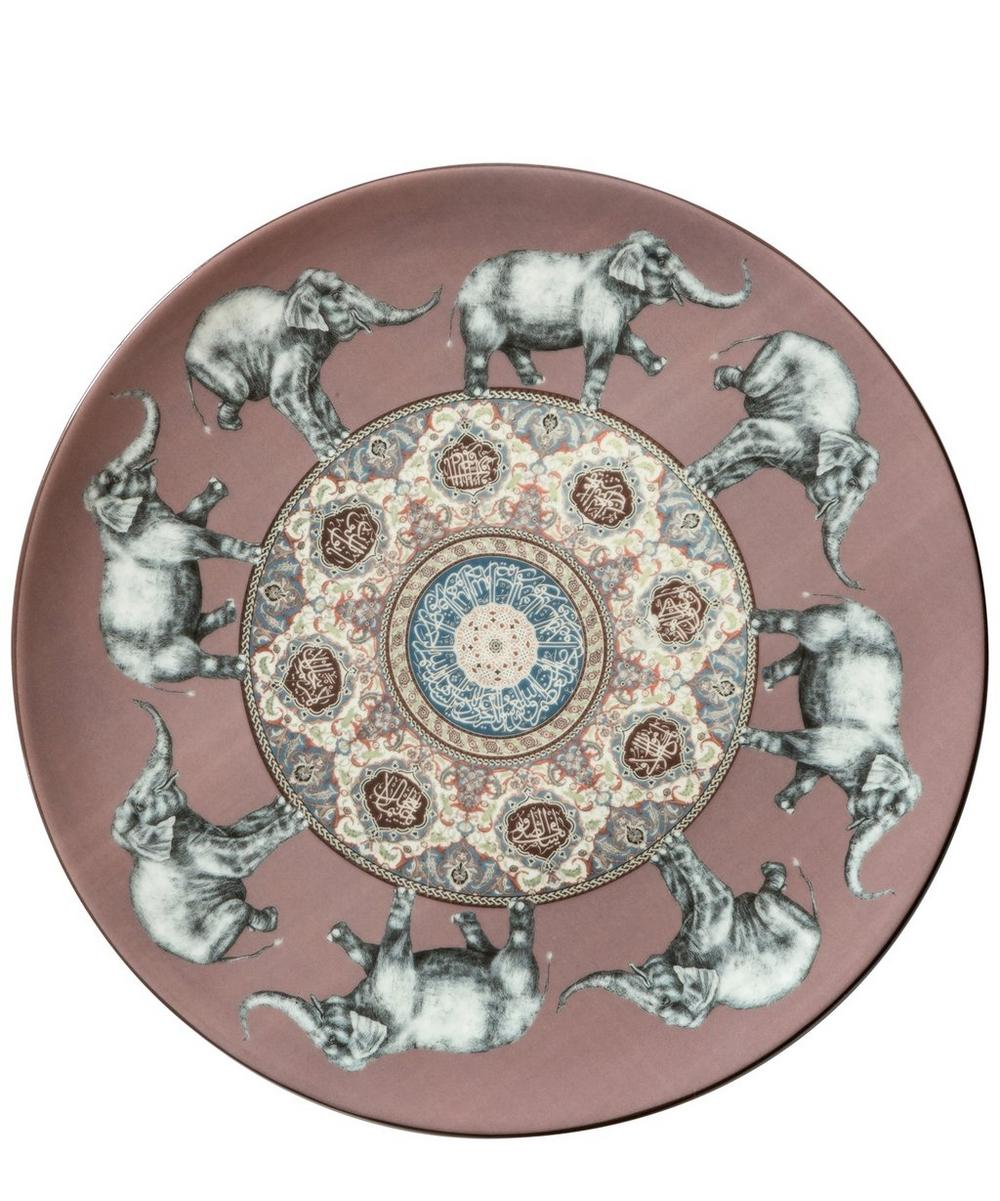 Constantinopoli Plate No. 3