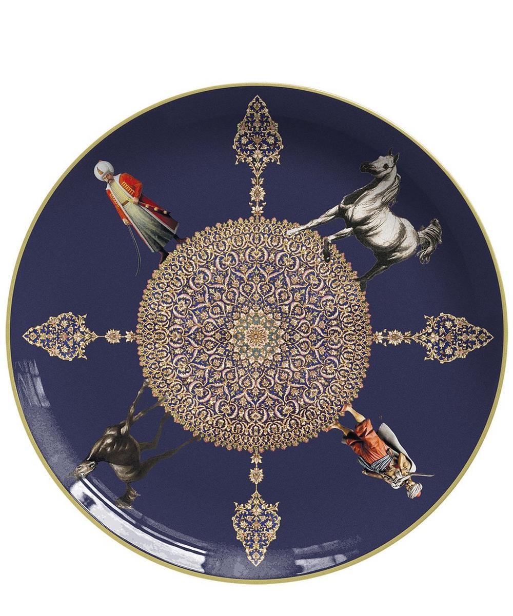 Constantinopoli Plate No. 7