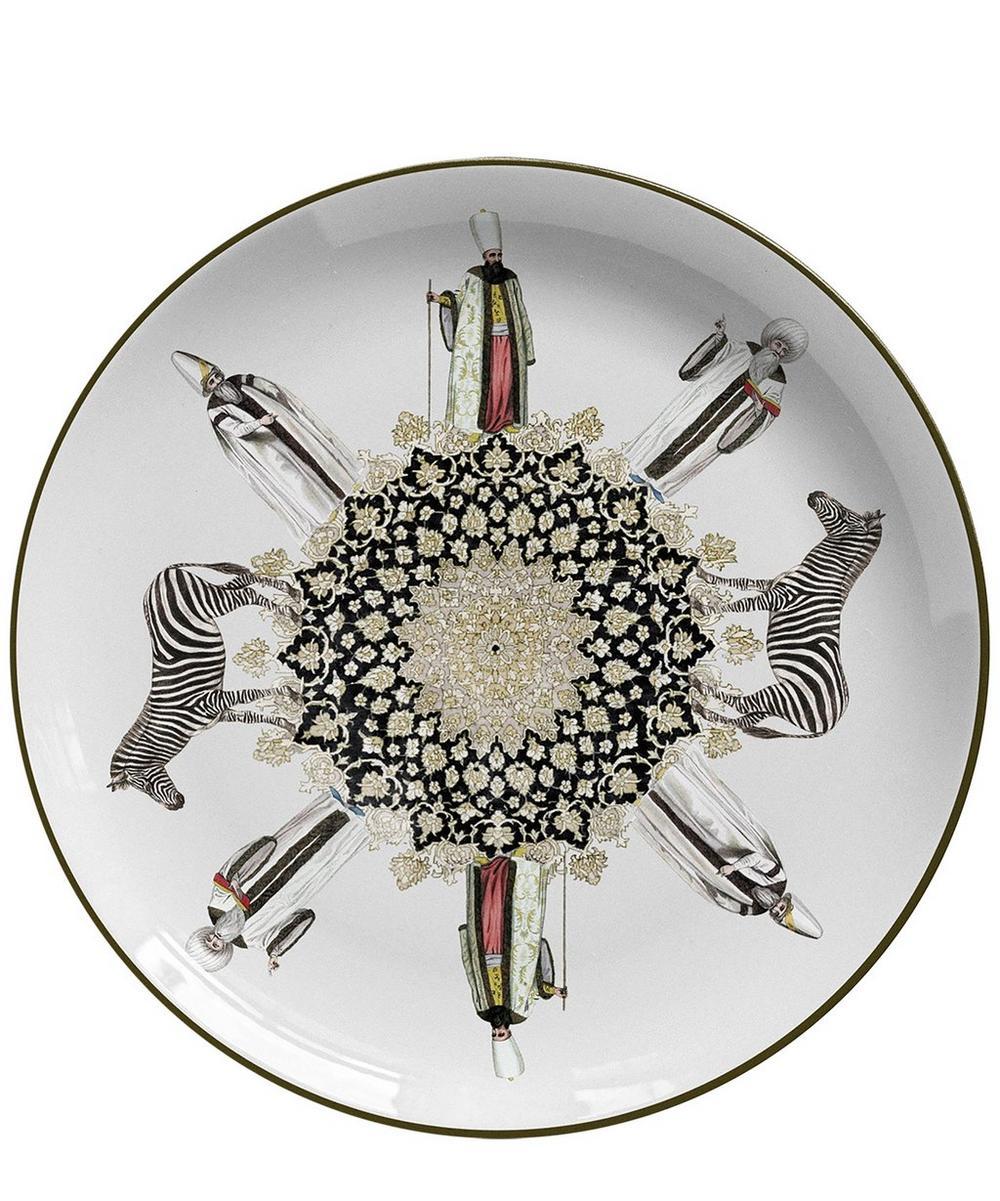 Constantinopoli Plate No. 8