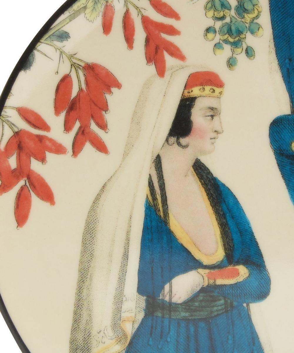 Sultan 02 Plate