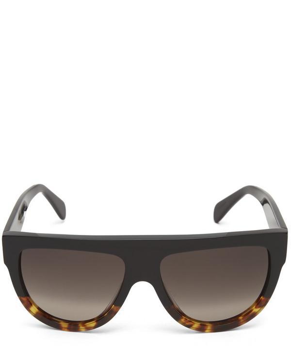 Oversized Shadow Sunglasses