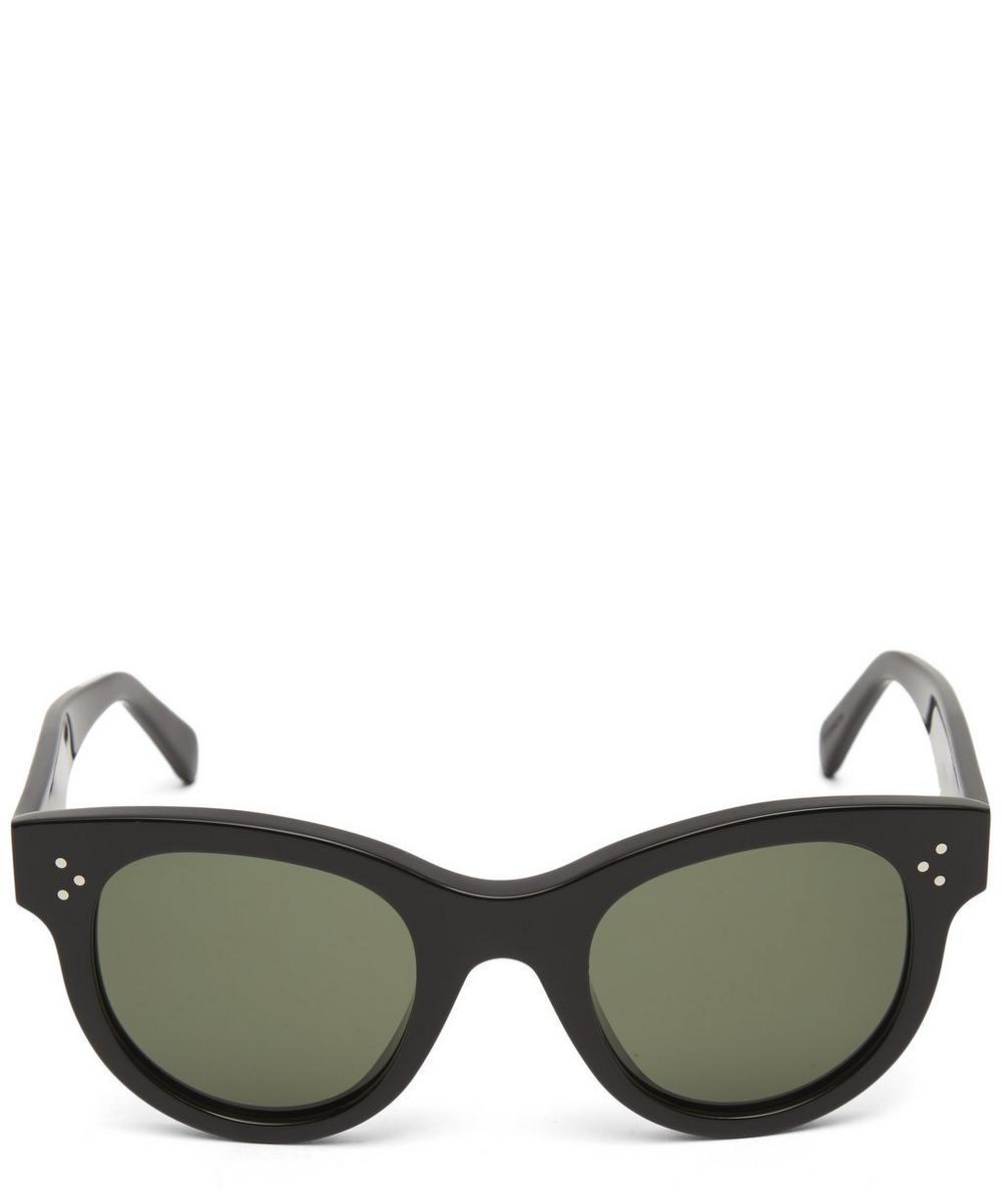 Basic Cat Eye Sunglasses