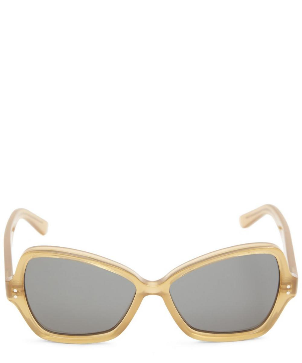 Edgy Butterfly Sunglasses