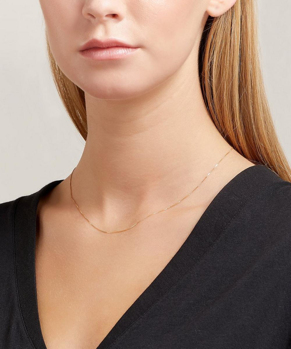 Gold Parigi Necklace