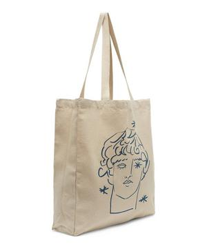 Longest Ever Dream Cotton Tote Bag