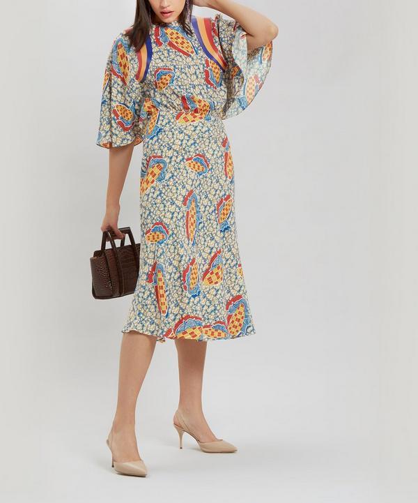 13beb5ce39d Corncob Knee-Length Dress ...