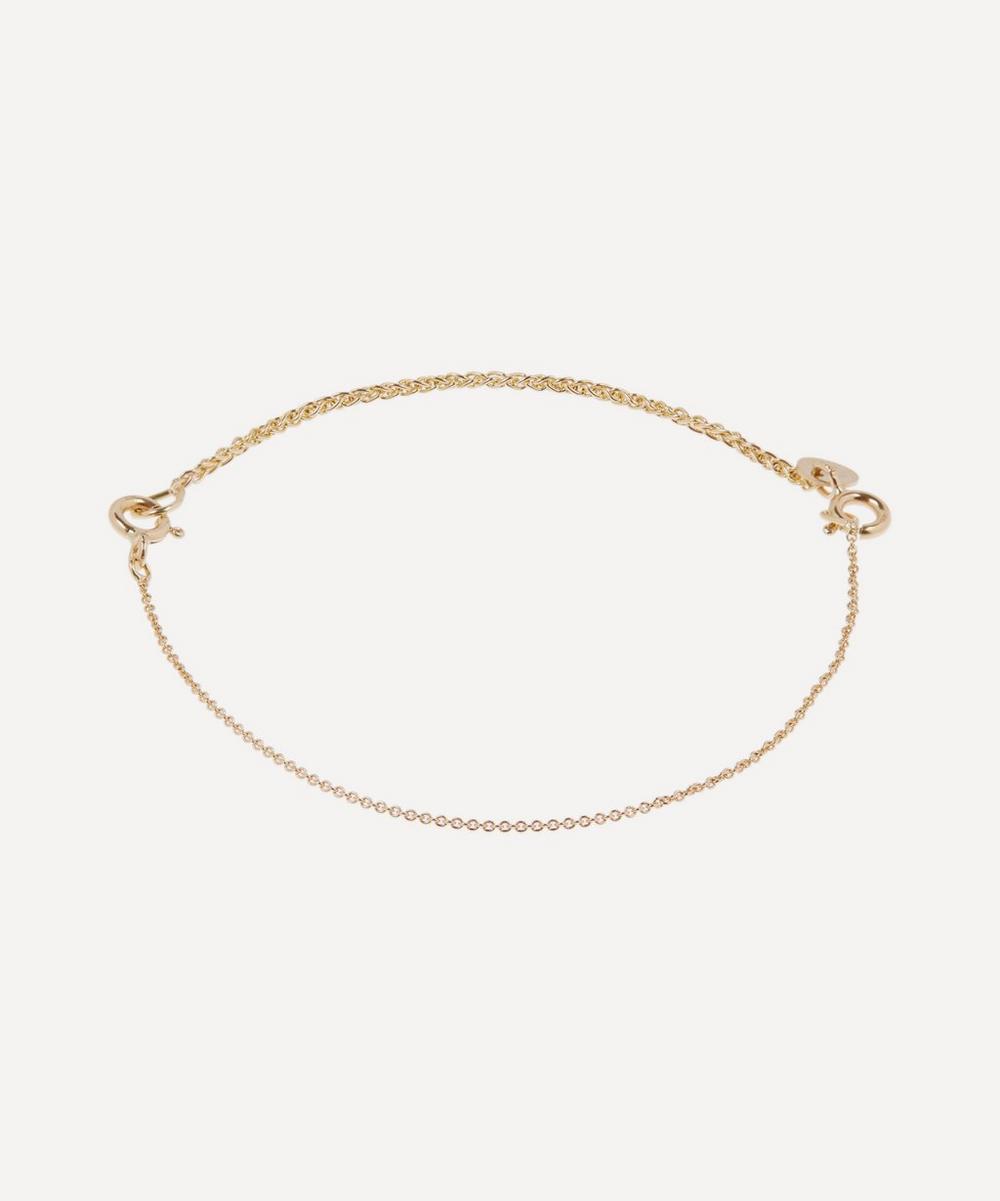 Gold Diversa Bracelet