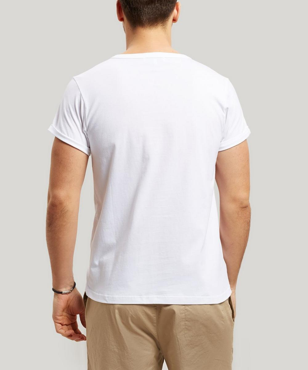 Hero Embroidered Cotton T-Shirt