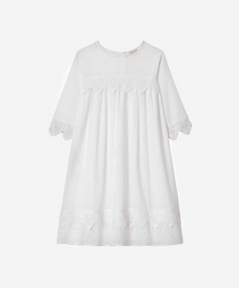 Faune - The Robin Cotton Nightdress 2-8 Years