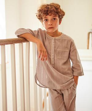 The Ash Cotton Pyjamas 2-8 Years