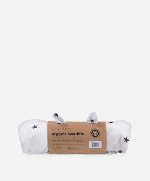Star Organic Muslin Swaddling Cloth