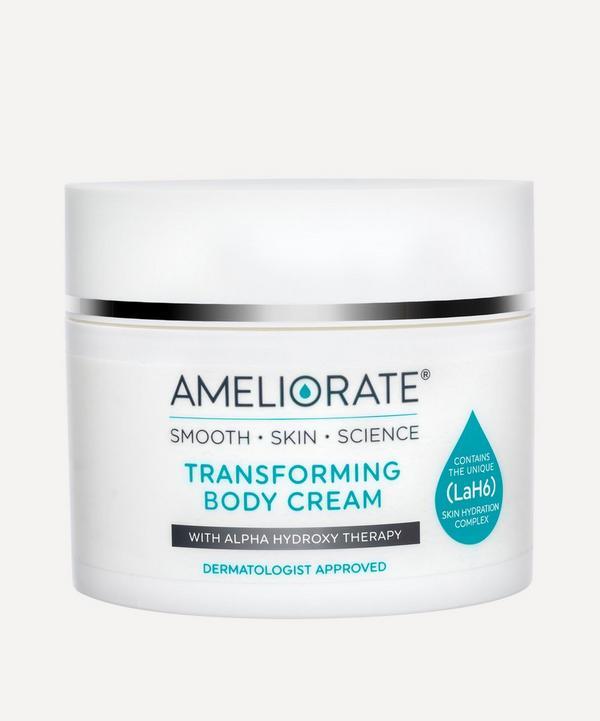 Ameliorate - Transforming Body Cream 225ml