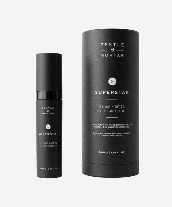 Pestle and Mortar - Superstar Retinoid Night Oil 30ml