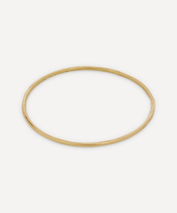 Atelier VM - 18ct Gold In Due Wire Ring