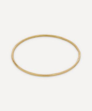 Gold In Due Wire Ring