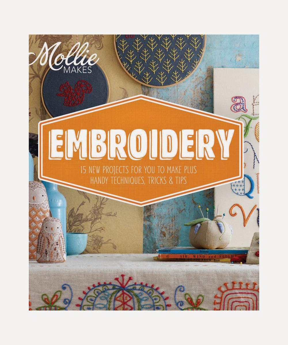 Mollie Makes: Embroidery Book