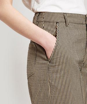 Poplar Wide-Leg Trousers