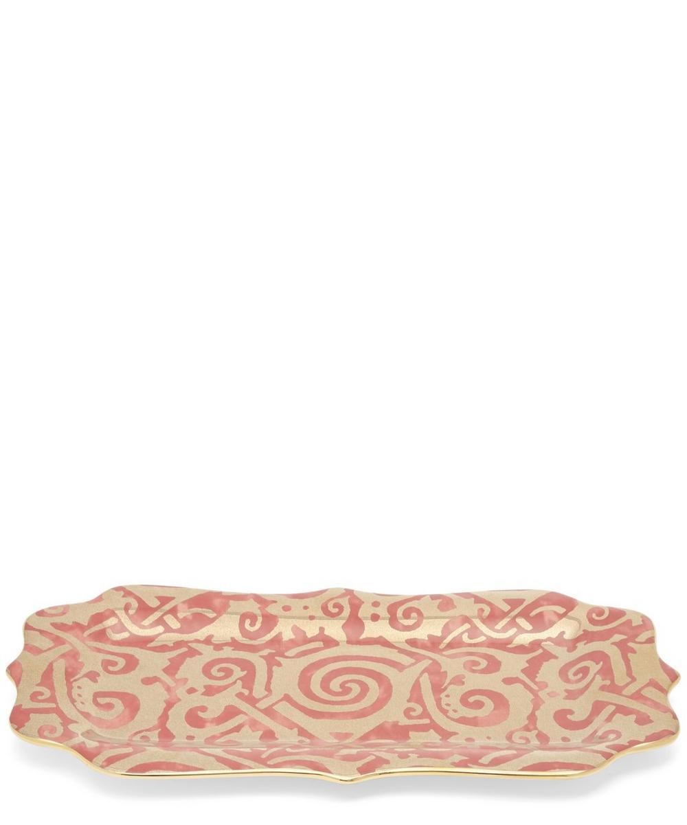 Fortuny Rectangular Platter