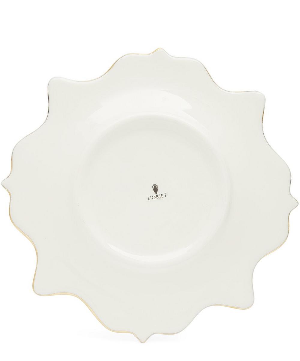 Tabriz Dessert Plate