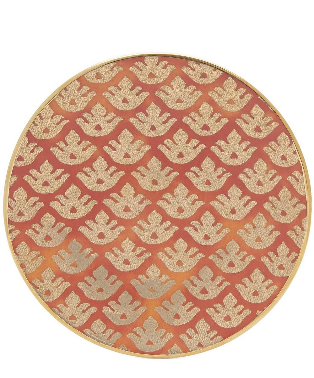 Fortuny Assorted Canape Plates Set Of 4