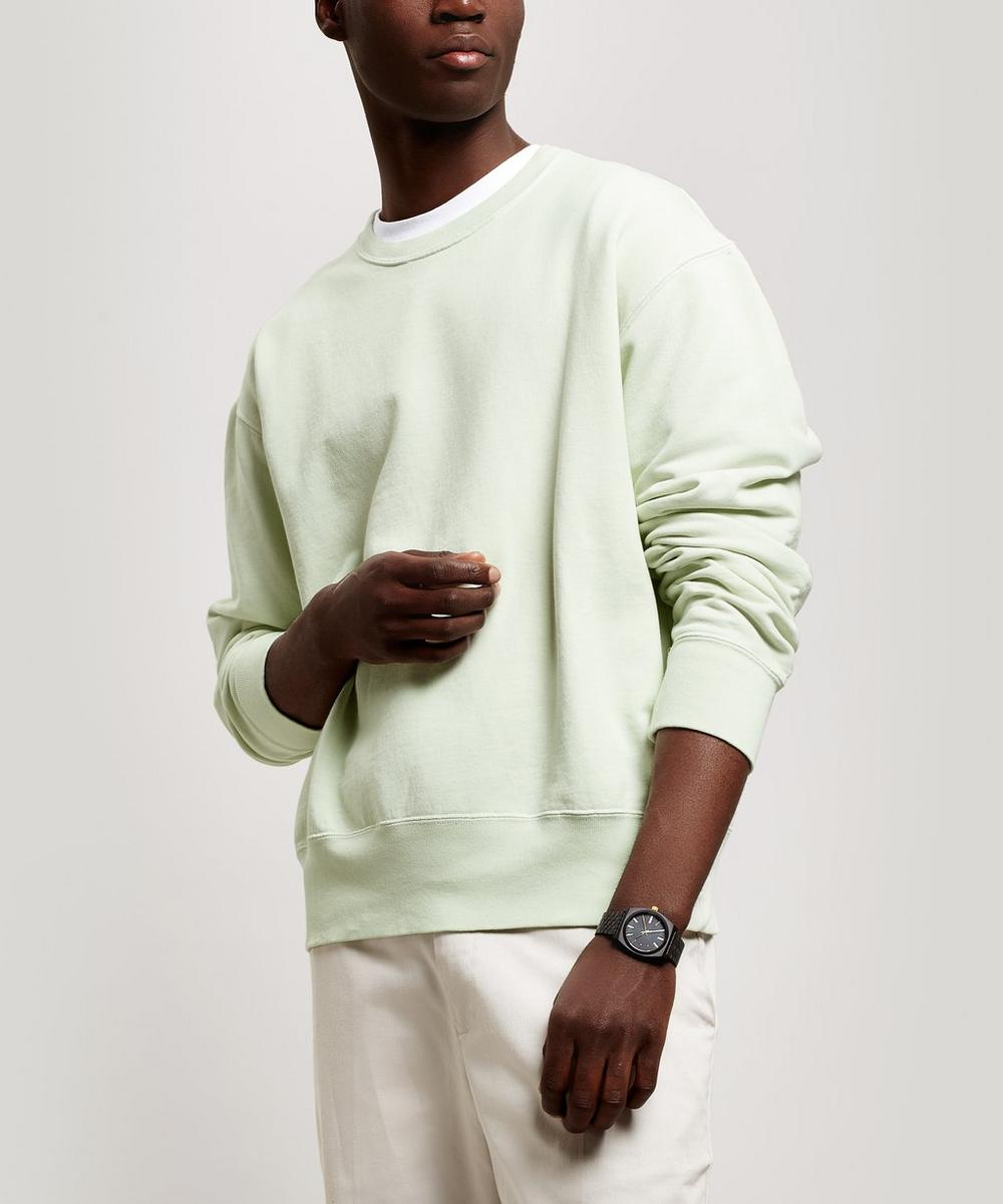 Our Legacy Sweaters PATCH COTTON SWEATER