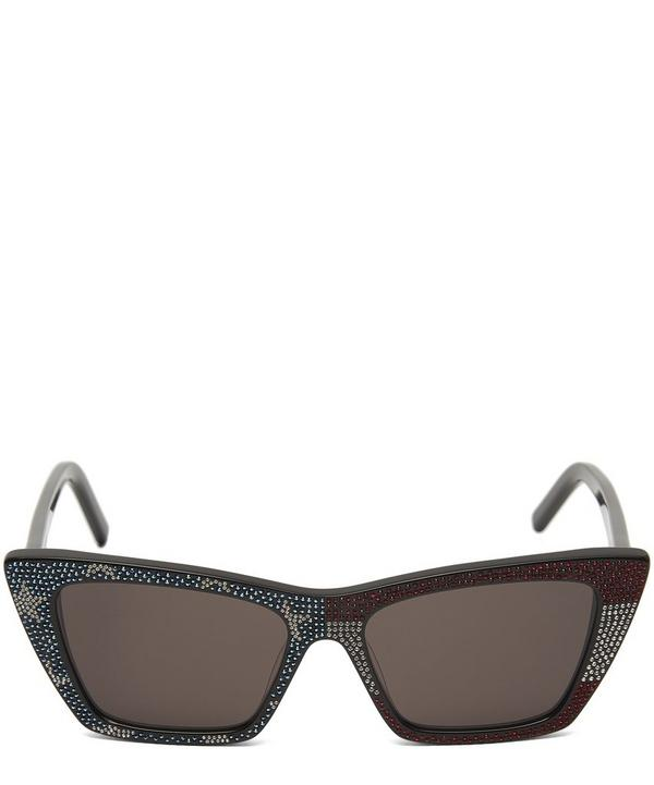New Wave Mica Cat-Eye Sunglasses