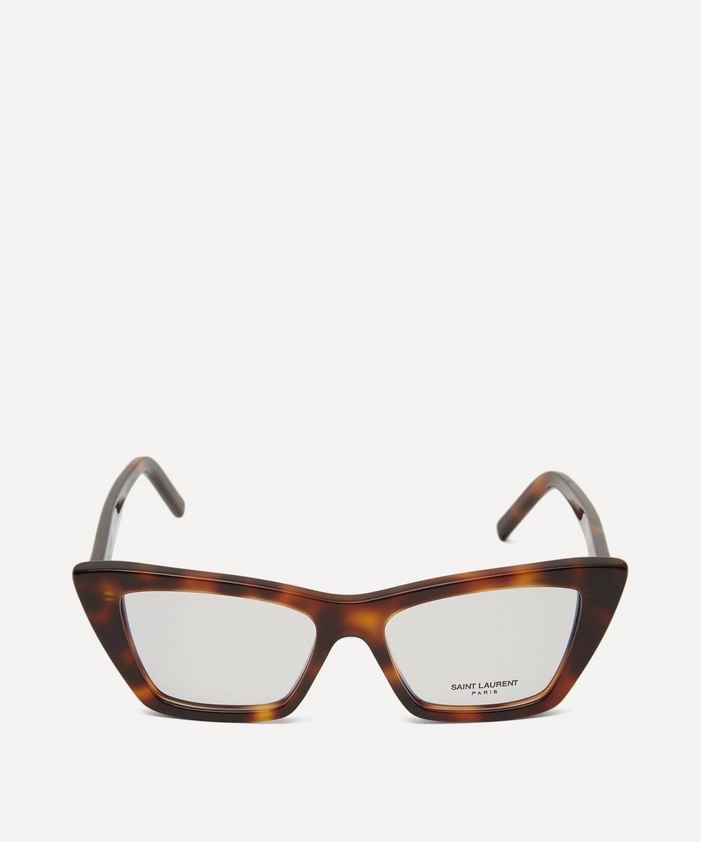 Saint Laurent Glasses CAT-EYE OPTICAL GLASSES