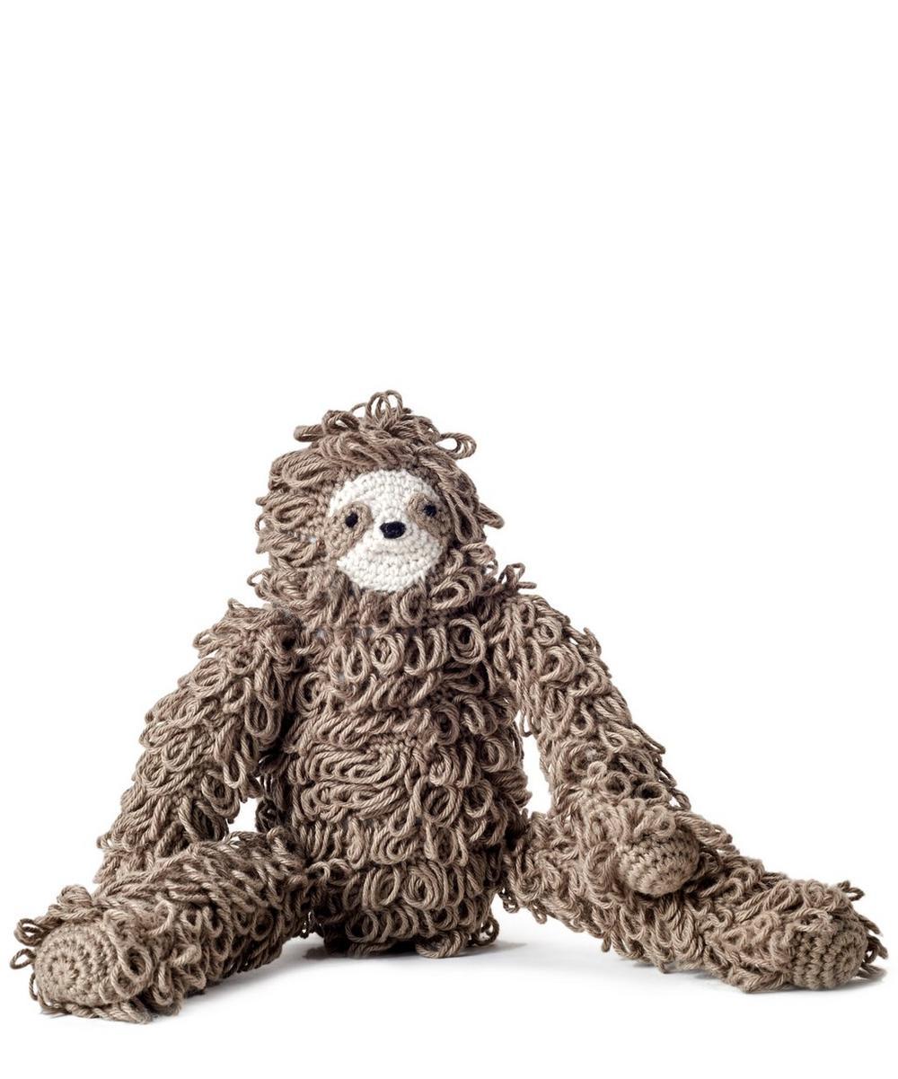 Mando Slate Sloth Toy