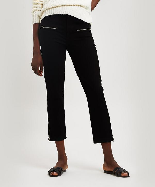 13fce88ff24 Moto Ruby High-Rise Cropped Cigarette Jeans ...