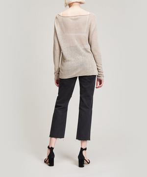 Alan Linen Jumper