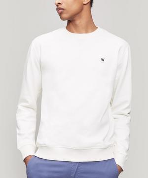 Tye Cotton Sweater