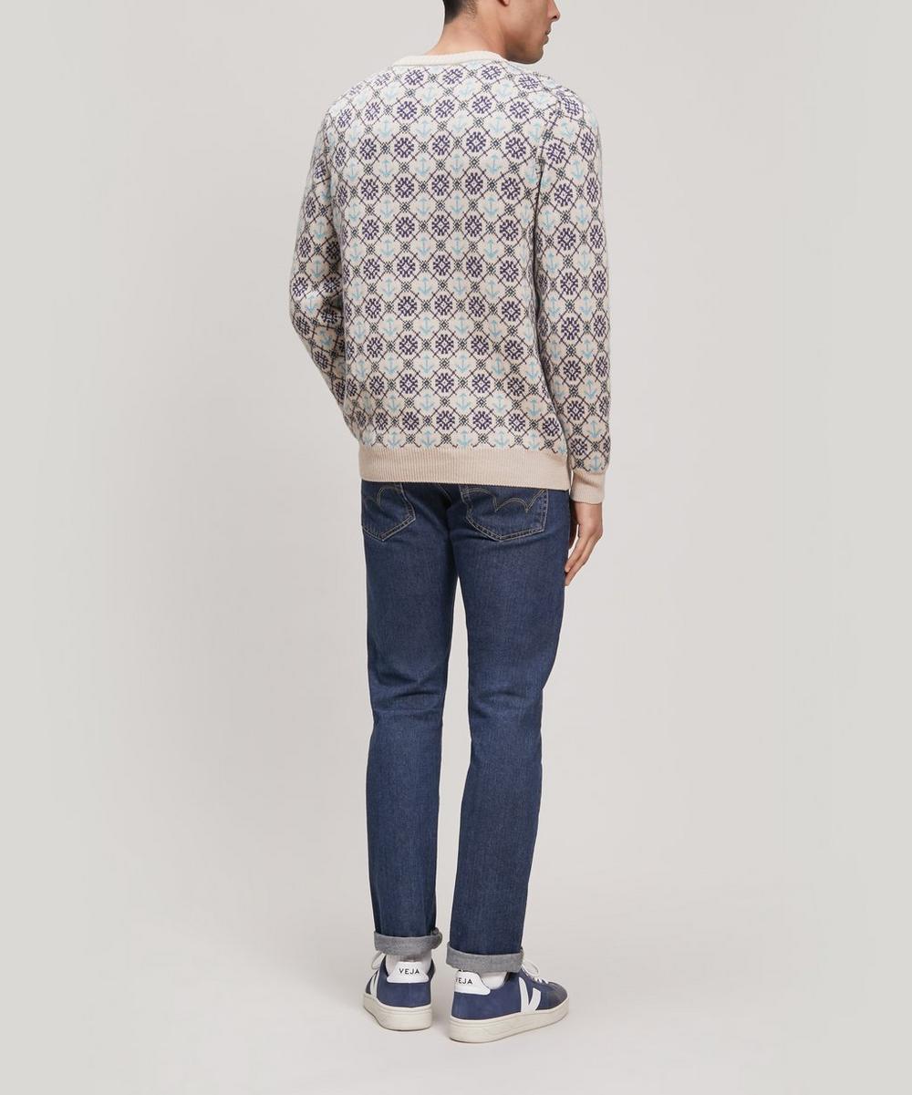 Yale Wool Sweater