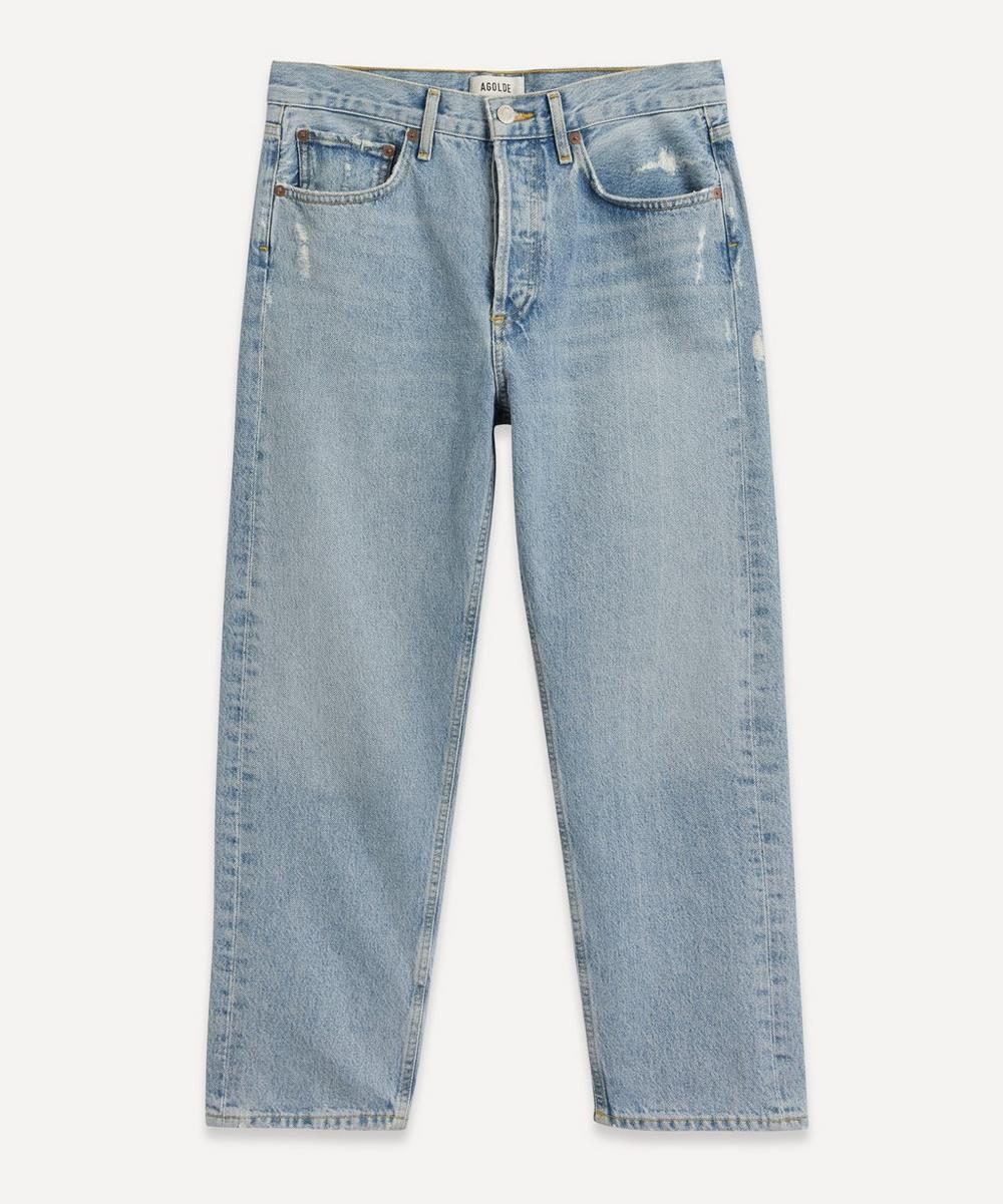 AGOLDE - Parker Easy Straight Jeans