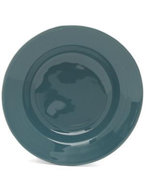 Glazed Ceramic Soup Bowl