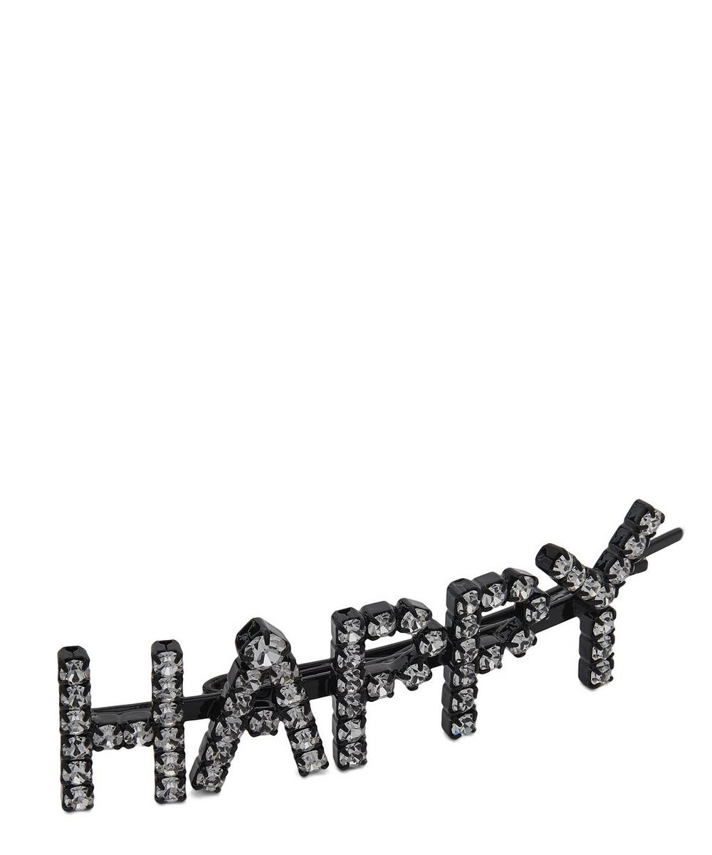 da6257bad Happy Crystal Hair Pins | Liberty London