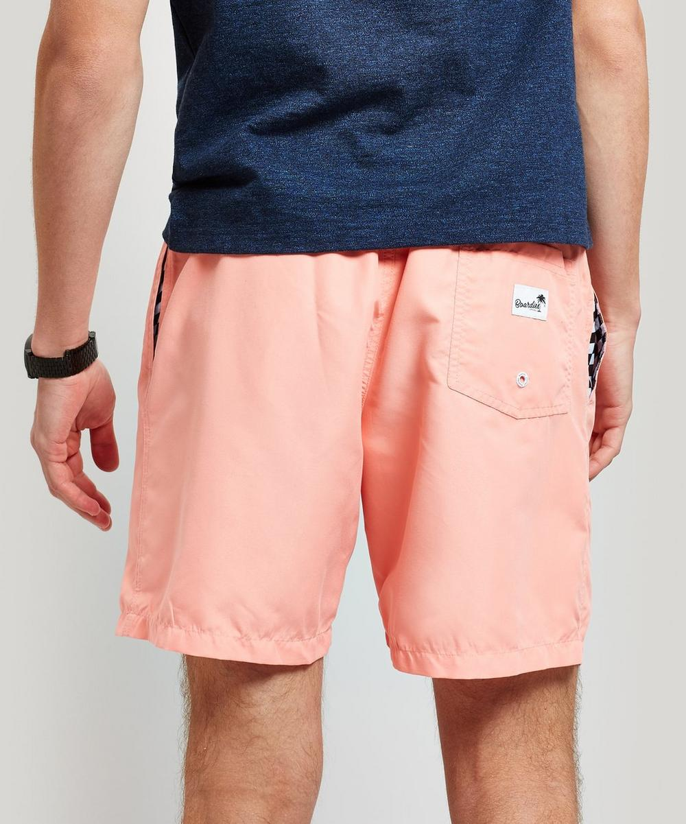 Water Reactive Logo Swim Shorts