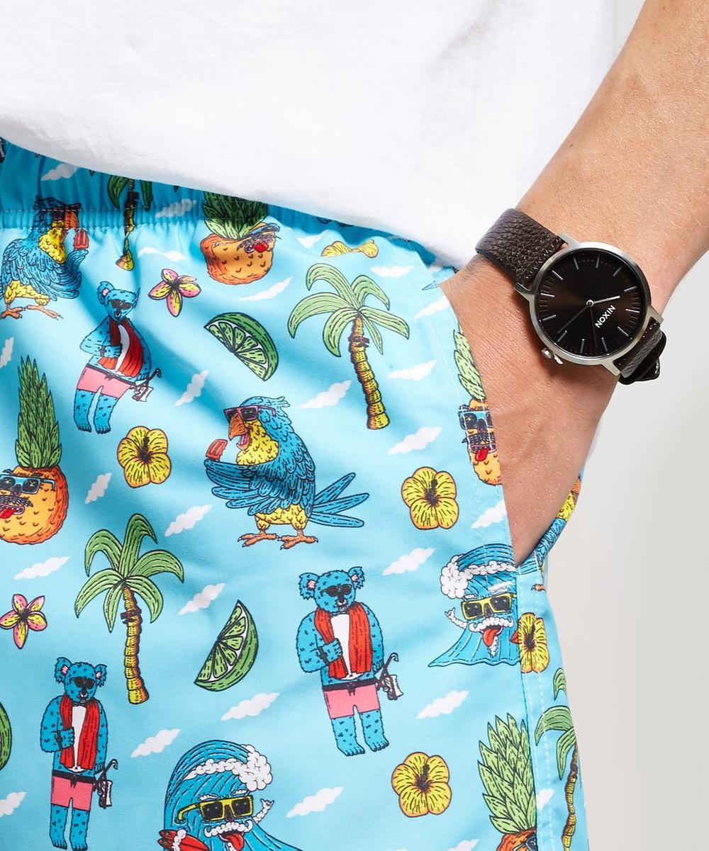 4a6ea69418 Mulga Koala Print Swim Shorts | Liberty London