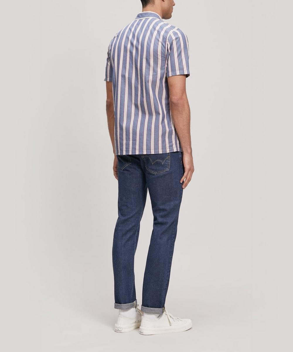 1928de7693 Svante Cuban Stripe Shirt