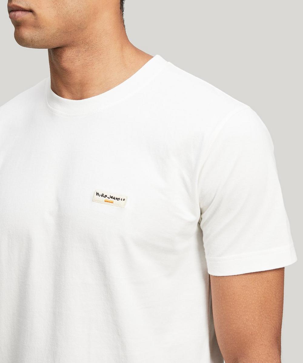Daniel Logo Cotton T-Shirt