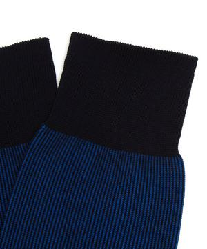 Santos Shadow Rib Socks