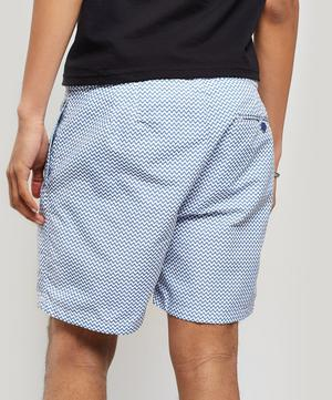Copacabana Tailored Long Swim Shorts