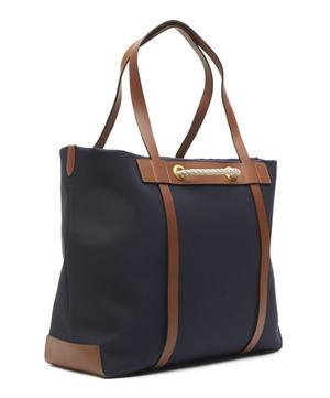 Canvas Double Strap Tote Bag
