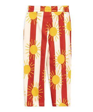 Sun Stripe Trousers 2-8 Years