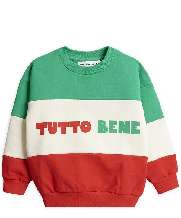 453933e6bac Tutto Bene Sweatshirt 2-8 Years ...